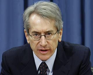 Il ministro degli Esteri italiano, Giulio Terzi