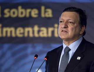 Il presidente della Commissione Ue, José Manuel Durao Barroso