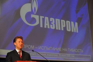 Il presidente di Gazprom, Aleksej Miller