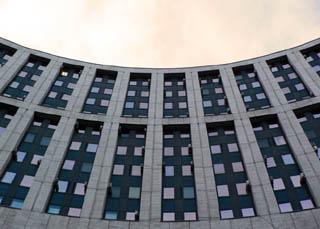 La sede della Vneshekonombank a Mosca
