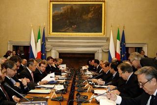 Il tavolo delle consultazioni inter-governative