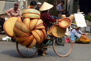 Per le vie di Hanoi