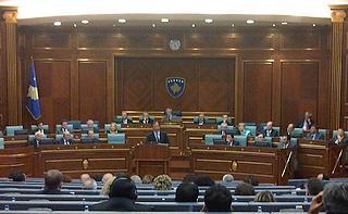 Frattini nell'intervento al parlamento del Kosovo