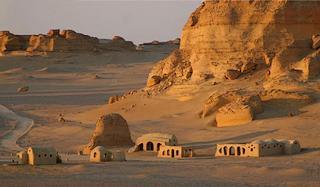 """Il """"museo a cielo aperto"""" di Wadi El Rayan, curato dalla Cooperazione italiana"""