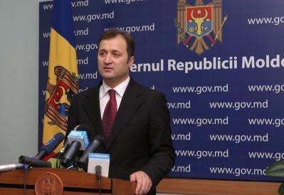 Il premier moldavo, Vlad Filat