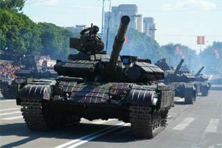 Transnistria, parata militare