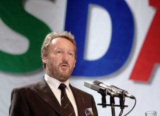 Il membro eletto musulmano-bosniaco della presidenza, Bakir Izetbegovic