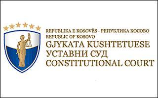 Corte costituzionale del Kosovo