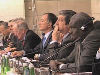 Frattini presiede la conferenza