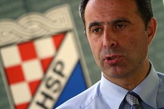 Il presidente dell'Hsp, Daniel Srb