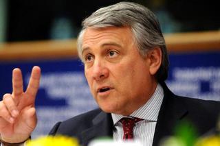 Il vice presidente della Commissione europea, Antonio Tajani