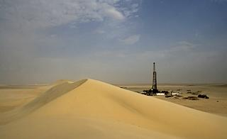 Impianto Eni in Libia