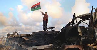 Ribelli in Libia