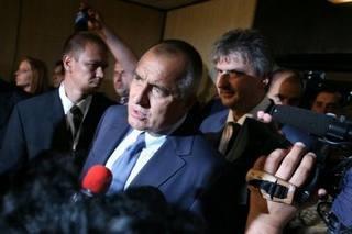 Il primo ministro, Bojko Borisov