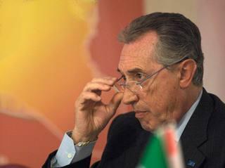 Claudio Rotti, presidente dell'Associazione italiana per il commercio estero (Aice)