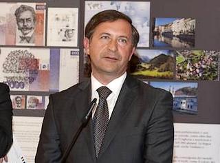 Il ministro degli Esteri della Slovenia, Karl Erjavec
