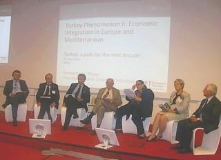 I partecipanti alla conferenza di Milano