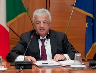 L'ambasciatore turco in Italia, Hakki Akil