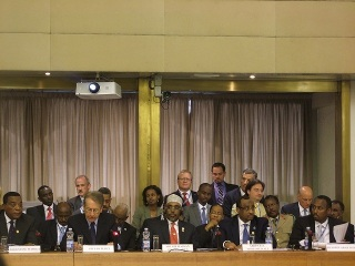 La riunione del Gruppo di contatto sulla Somalia