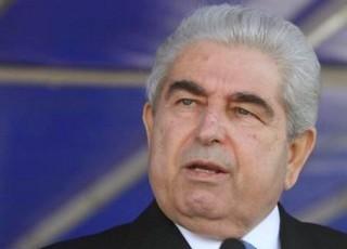 Il presidente della republica cipriota Christofias