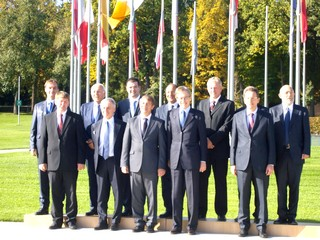 Coomitato di coordinamento dei ministri di Italia e Slovenia