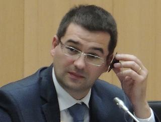 Il segretario di stato per lo Sviluppo economico della Slovenia Uros Rozic