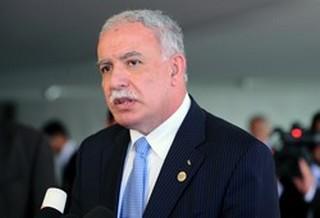 Il ministro palestinese Malki