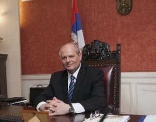 Il ministro degli Esteri serbo, Ivan Mrkic