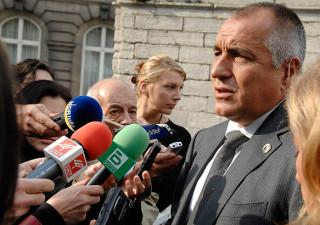 Il premier bulgaro Bojko Borisov