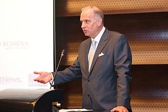 L'ambasciatore italiano a Bucarest, Diego Briasoli