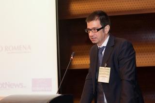 Il presidente della Camera di commercio italiana per la Romania, Roberto Scagnoli