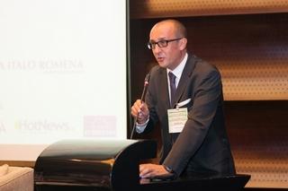 Adrian Dimache, segretario generale Camera di commercio italiana per la Romania