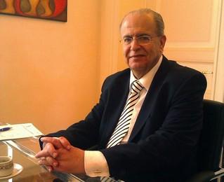 il ministro degli Esteri cipriota, Ioannis Kasoulides