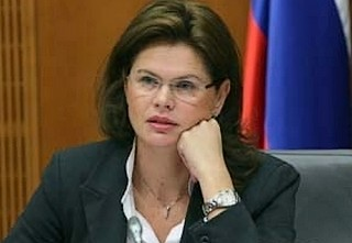 La premier slovena, Alenka Bratusek