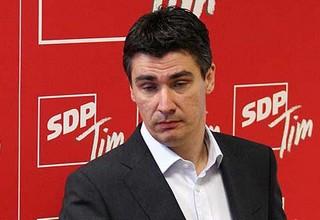 Il premier croato, Zoran Milanovic