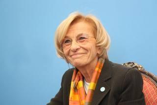 Il ministro degli Esteri italiano, Emma Bonino