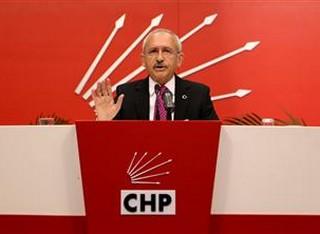 Il leader del Partito repubblicano del popolo, Kemal Kilicdaroglu