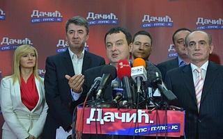 Il leader dei socialisti, Ivica Dacic