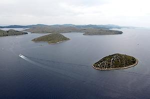 Le aree contese con la Croazia