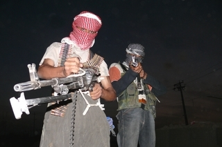 Jihadisti in Iraq