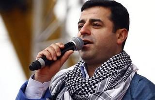 Il leader del partito filocurdo, Selahattin Demirtas