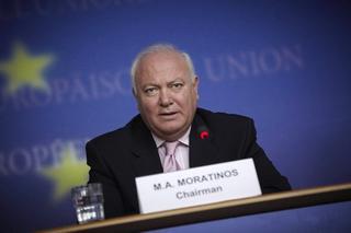 Il ministro degli Esteri spagnolo, Miguel Angel Moratinos