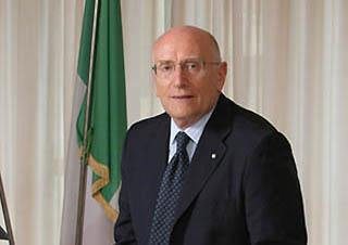Il presidente dell'Ice, Umberto Vattani
