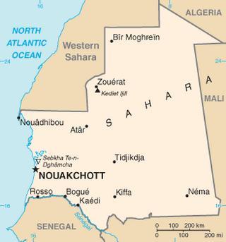 La Mauritania