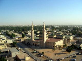 Panorama di Nouakchott