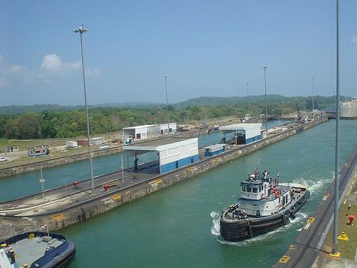 Il canale di Panama