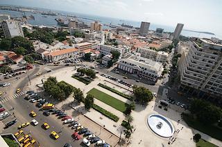 Panorama di Dakar