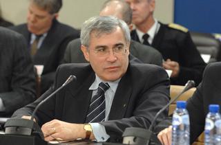 Il ministro degli Esteri bosniaco, Sven Alkalaj