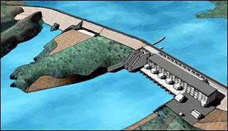 Il progetto della diga di Bujagali, sul Nilo