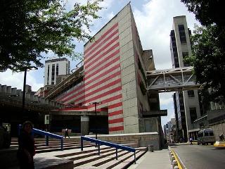 La sede della Banca centrale del Venezuela